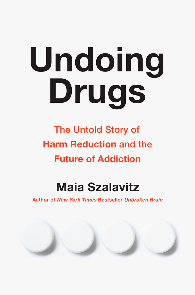 Undoing Drugs book cover